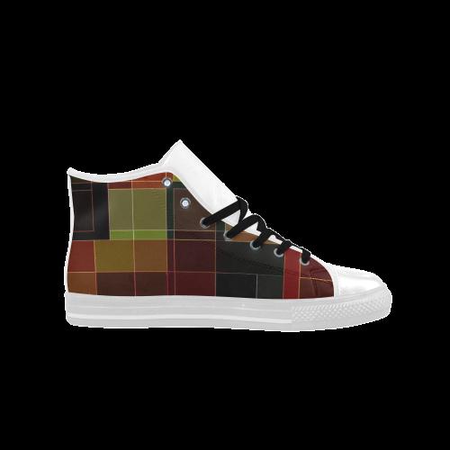 TechTile #3 - Jera Nour Aquila High Top Microfiber Leather Men's Shoes (Model 027)