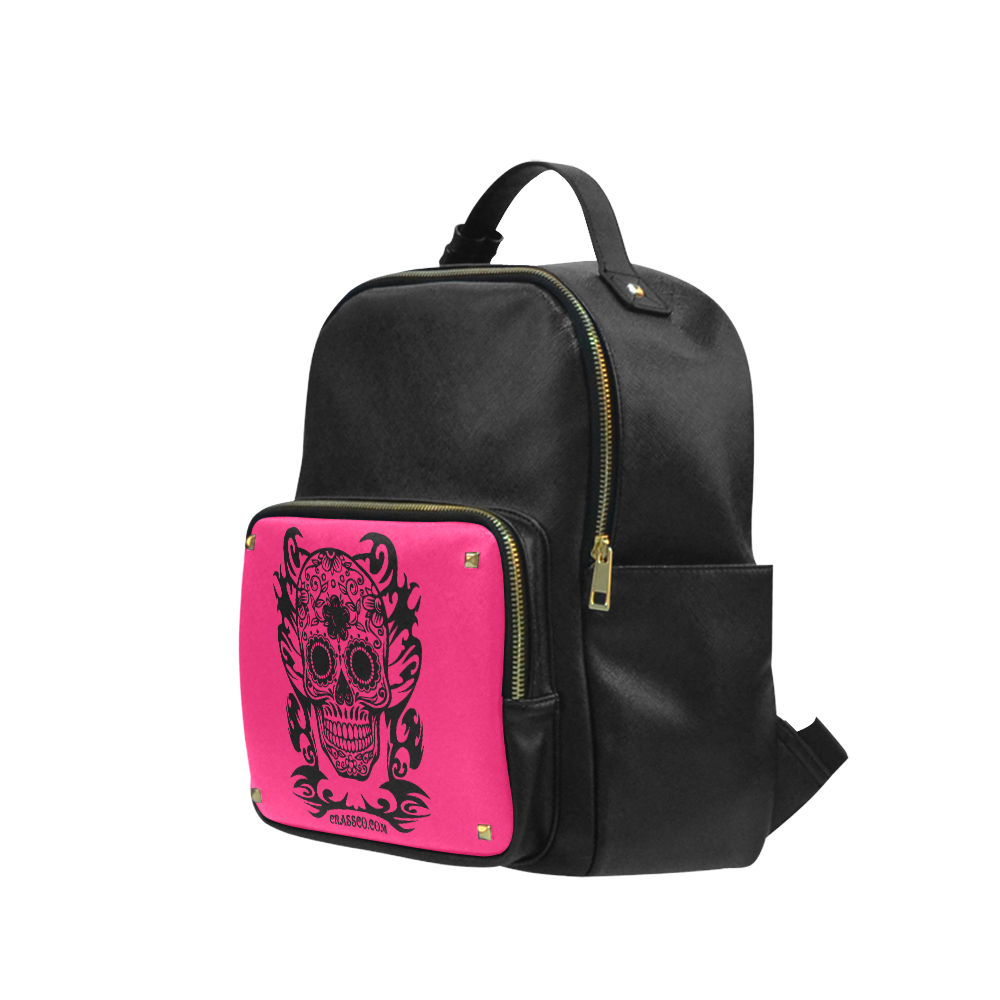 SKULL PINKY Campus backpack/Large (Model 1650)