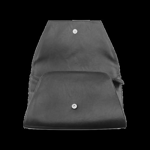 SKULLS FLOWERS Clutch Bag (Model 1630)
