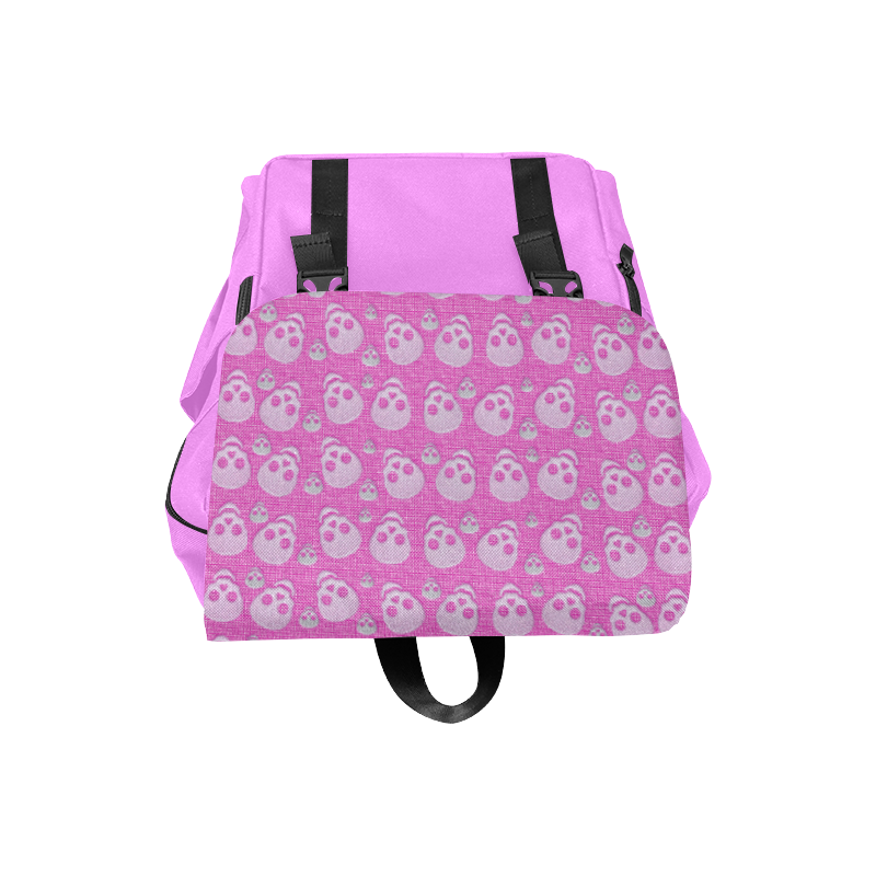 SKULLS PINKY Casual Shoulders Backpack (Model 1623)