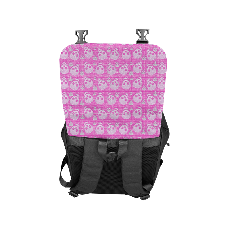 SKULLS PINKY Casual Shoulders Backpack (Model 1623)