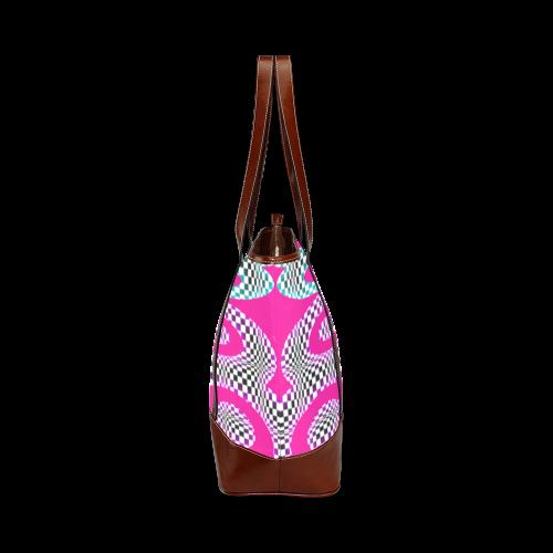 PARANOIA Tote Handbag (Model 1642)