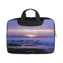 """Blue and Purple Sunset Macbook Air 13""""(Twin sides)"""