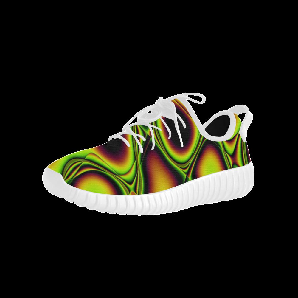 Blast-o-Blob #2 - Jera Nour Grus Women's Breathable Woven Running Shoes (Model 022)