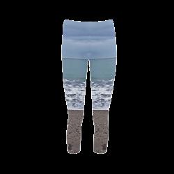 Foam on the Beach Capri Legging (Model L02)