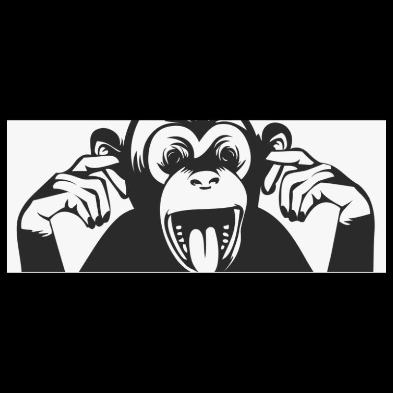 Monkey-Baby White Mug(11OZ)
