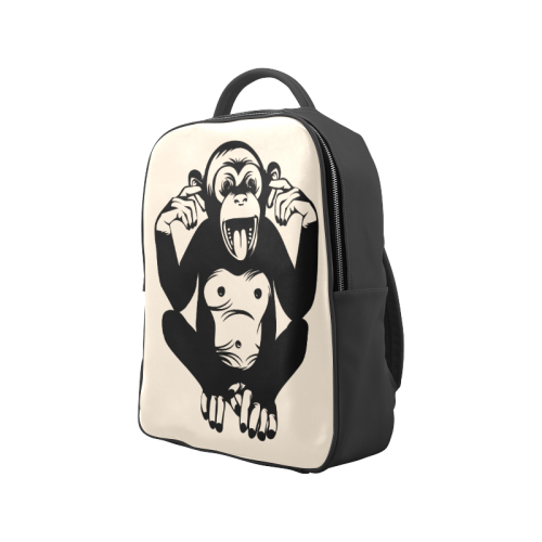 Monkey-Baby Popular Backpack (Model 1622)