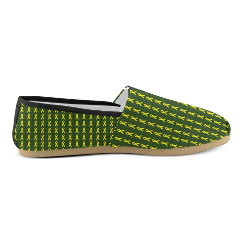 Support Our Troops Unisex Casual Shoes (Model 004)