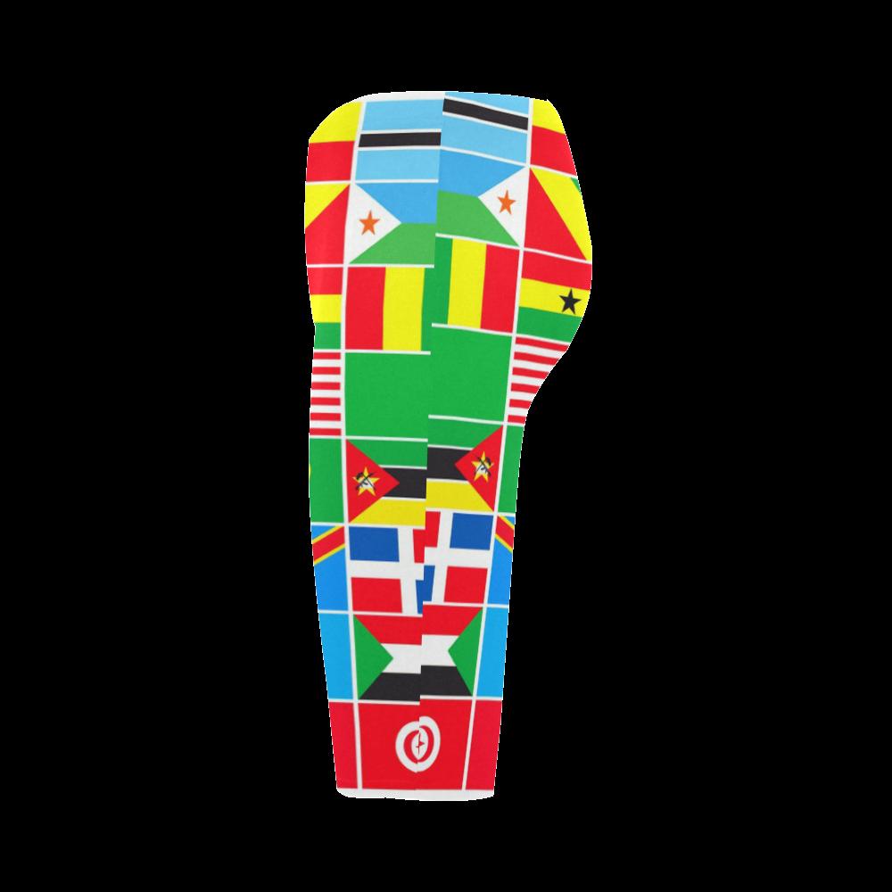 AFRICA Hestia Cropped Leggings (Model L03)