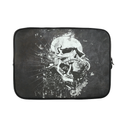 Dark Gothic Skull Custom Laptop Sleeve 15''