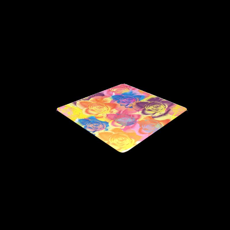 Roses Square Coaster