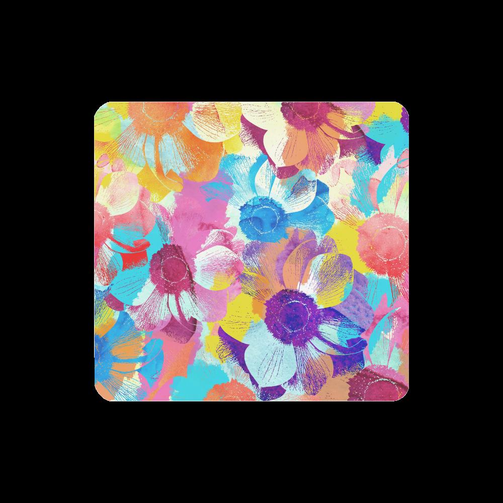 Anemones Flower Women's Clutch Wallet (Model 1637)
