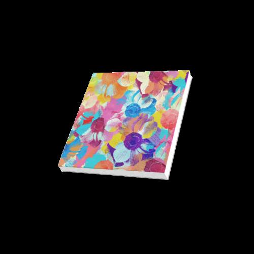 "Anemones Flower Canvas Print 8""x8"""