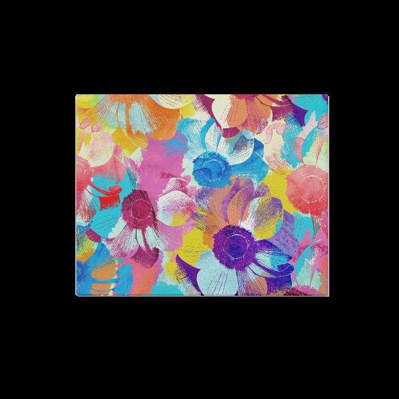 "Anemones Flower Canvas Print 20""x16"""