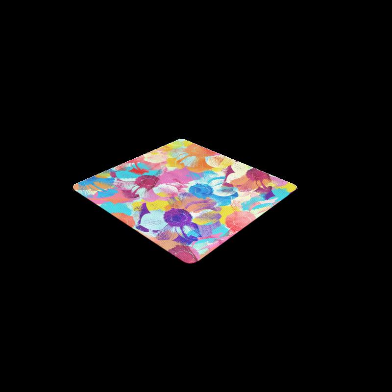 Anemones Flower Square Coaster