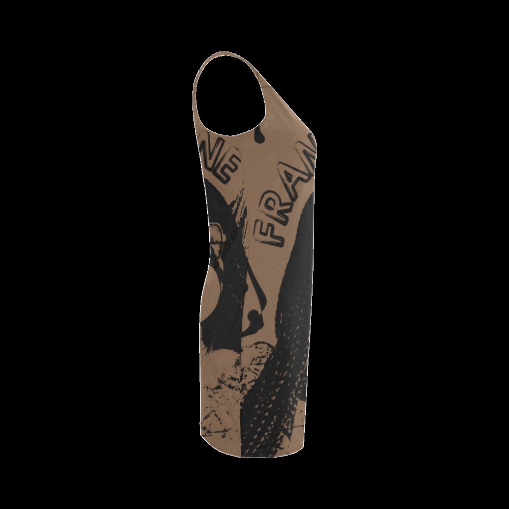 Woman Medea Vest Dress (Model D06)