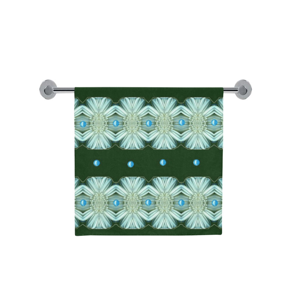 """Floral and flowers in harmony Bath Towel 30""""x56"""""""