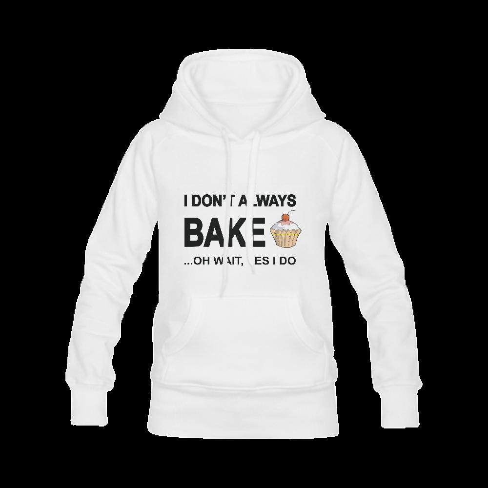 I don't always bake oh wait yes I do! Men's Classic Hoodies (Model H10)