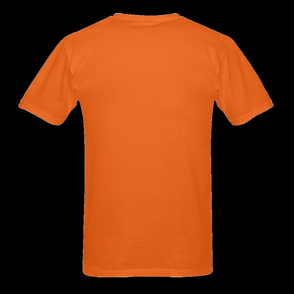vegan Men's T-Shirt in USA Size (Two Sides Printing)