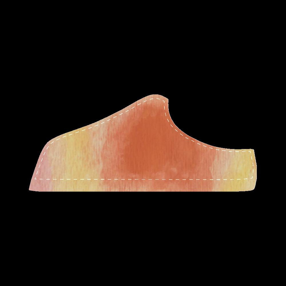 Poppy Paradise Men's Chukka Canvas Shoes (Model 003)