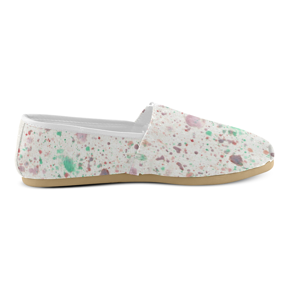 Confetti Joy Unisex Casual Shoes (Model 004)