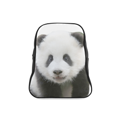 Panda Bear School Backpack/Large (Model 1601)