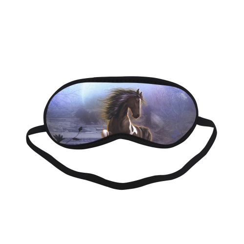 Wonderful horse Sleeping Mask