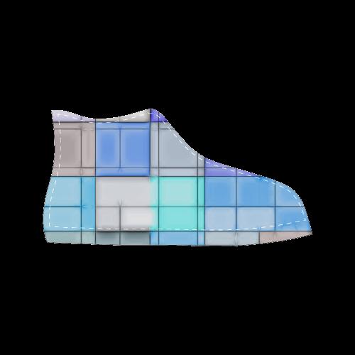 TechTile #2 - Jera Nour Men's Classic High Top Canvas Shoes (Model 017)