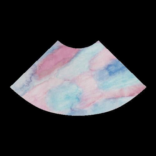 Pink Sunset Glass Atalanta Sundress (Model D04)