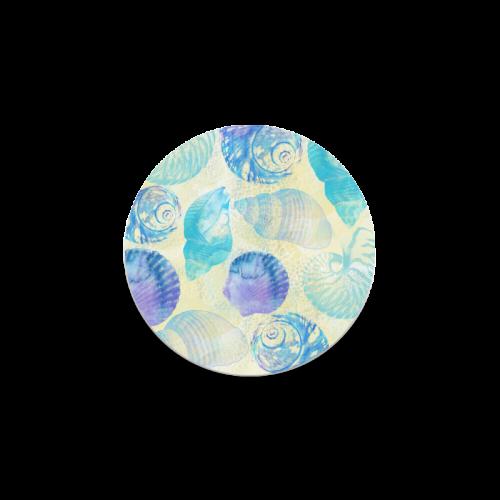 Seashells Round Coaster