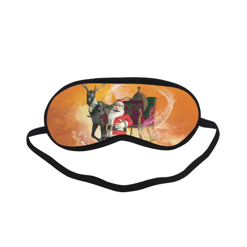 Santa Claus, Christmas design Sleeping Mask