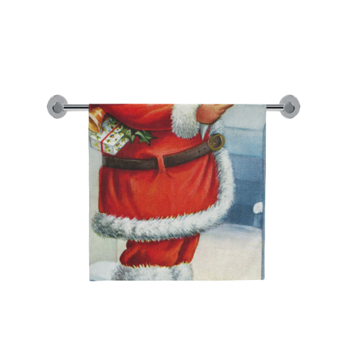 "Santa20160603 Bath Towel 30""x56"""