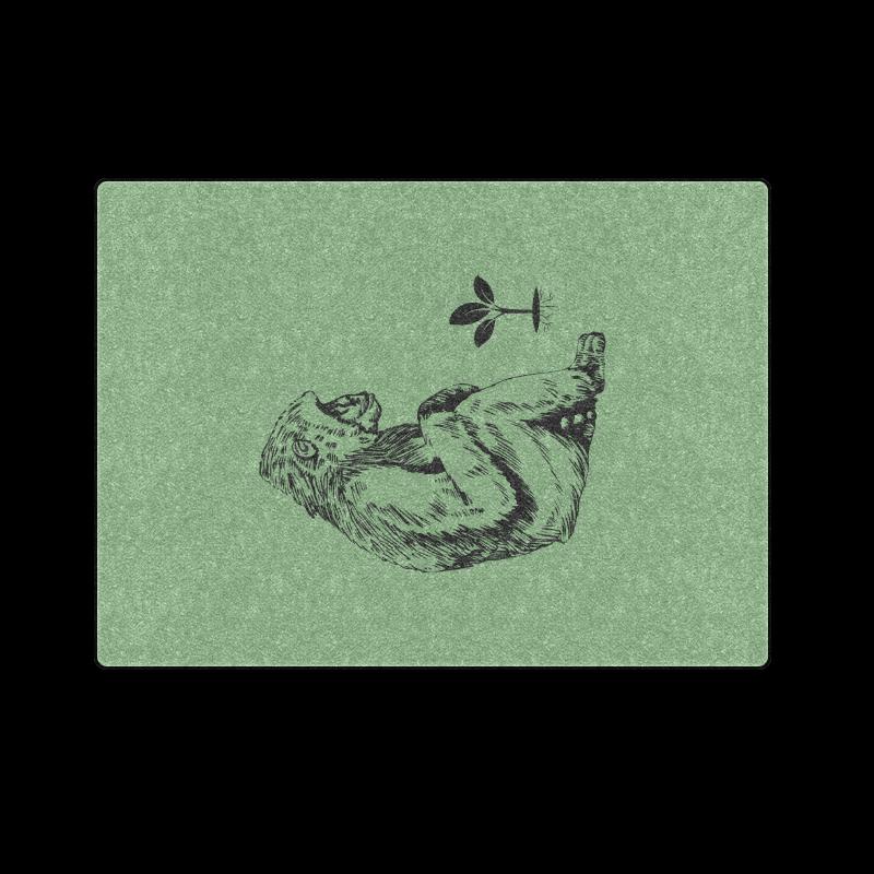 """LITTLE PLANTS Blanket 58""""x80"""""""