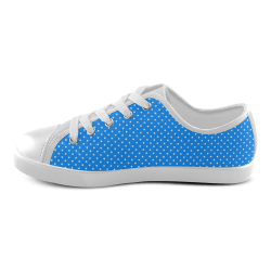 polkadots20160652 Canvas Kid's Shoes (Model 016)