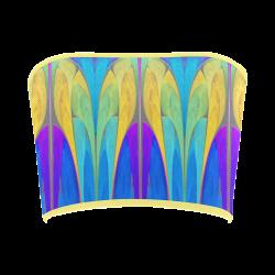 Art Deco Bandeau Top