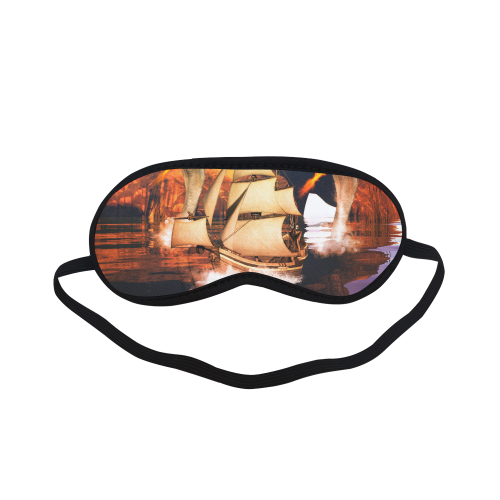 Fantasy seascape Sleeping Mask