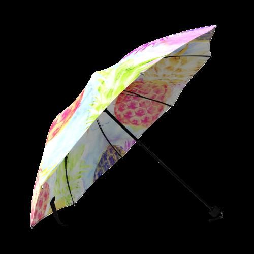 Pineapples Foldable Umbrella (Model U01)