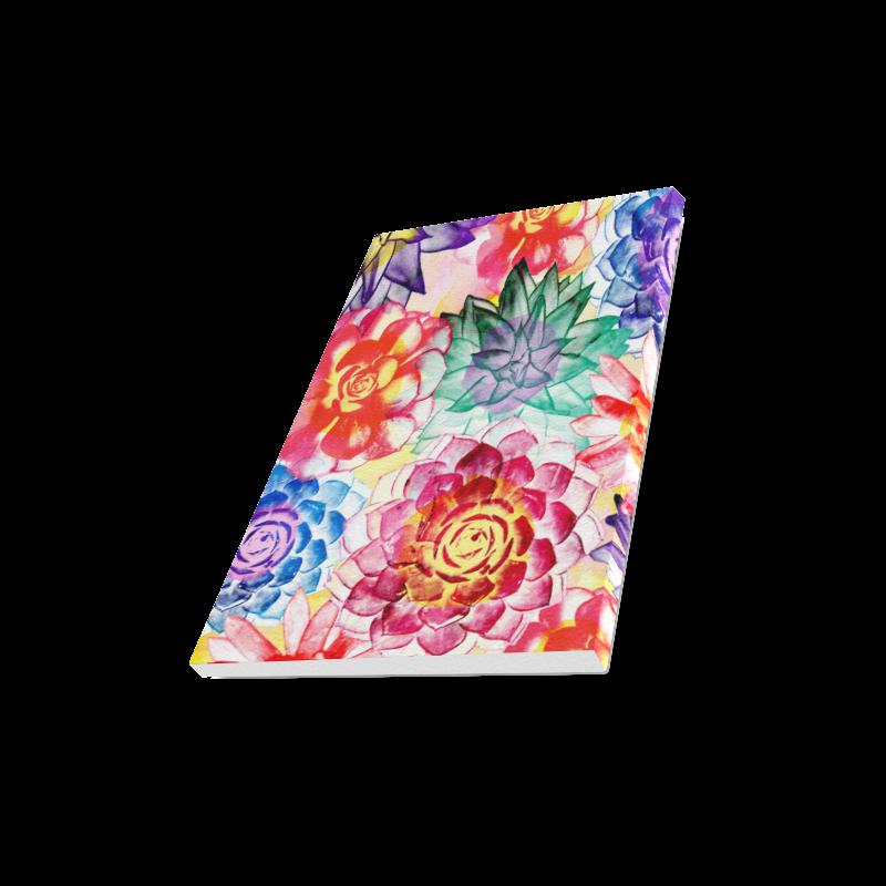"""Succulents Canvas Print 11""""x14"""""""