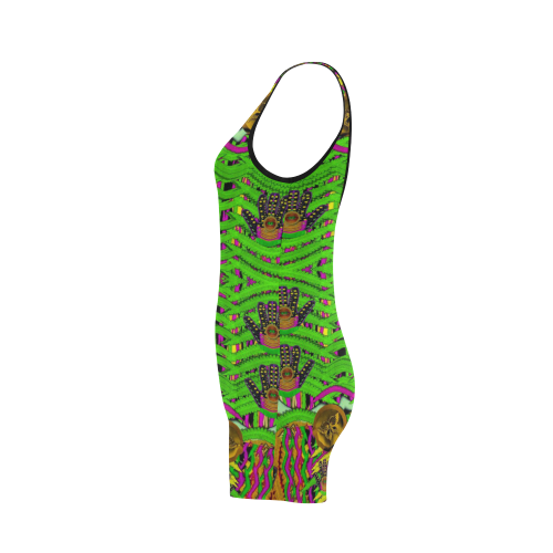 Hands faces and nature Classic One Piece Swimwear (Model S03)
