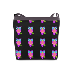 Owl Pattern Crossbody Bags (Model 1613)