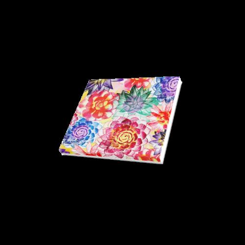 """Succulents Canvas Print 6""""x4"""""""