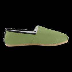 Peridot Unisex Casual Shoes (Model 004)