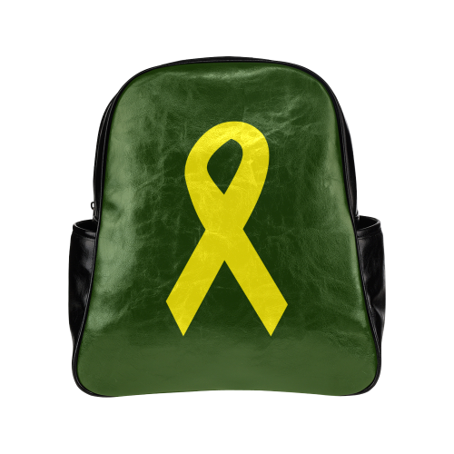 Support Our Troops Multi-Pockets Backpack (Model 1636)
