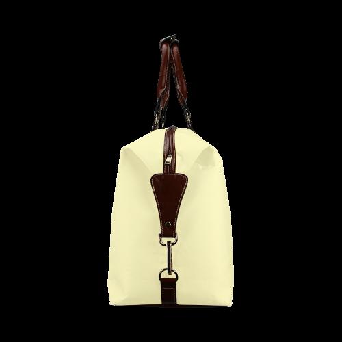 Red Ribbon Classic Travel Bag (Model 1643)
