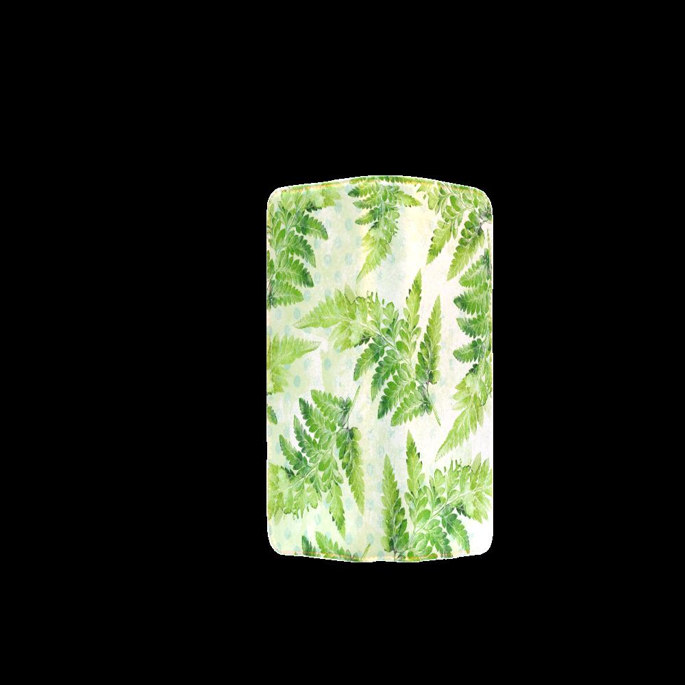 Green Fern Women's Clutch Wallet (Model 1637)
