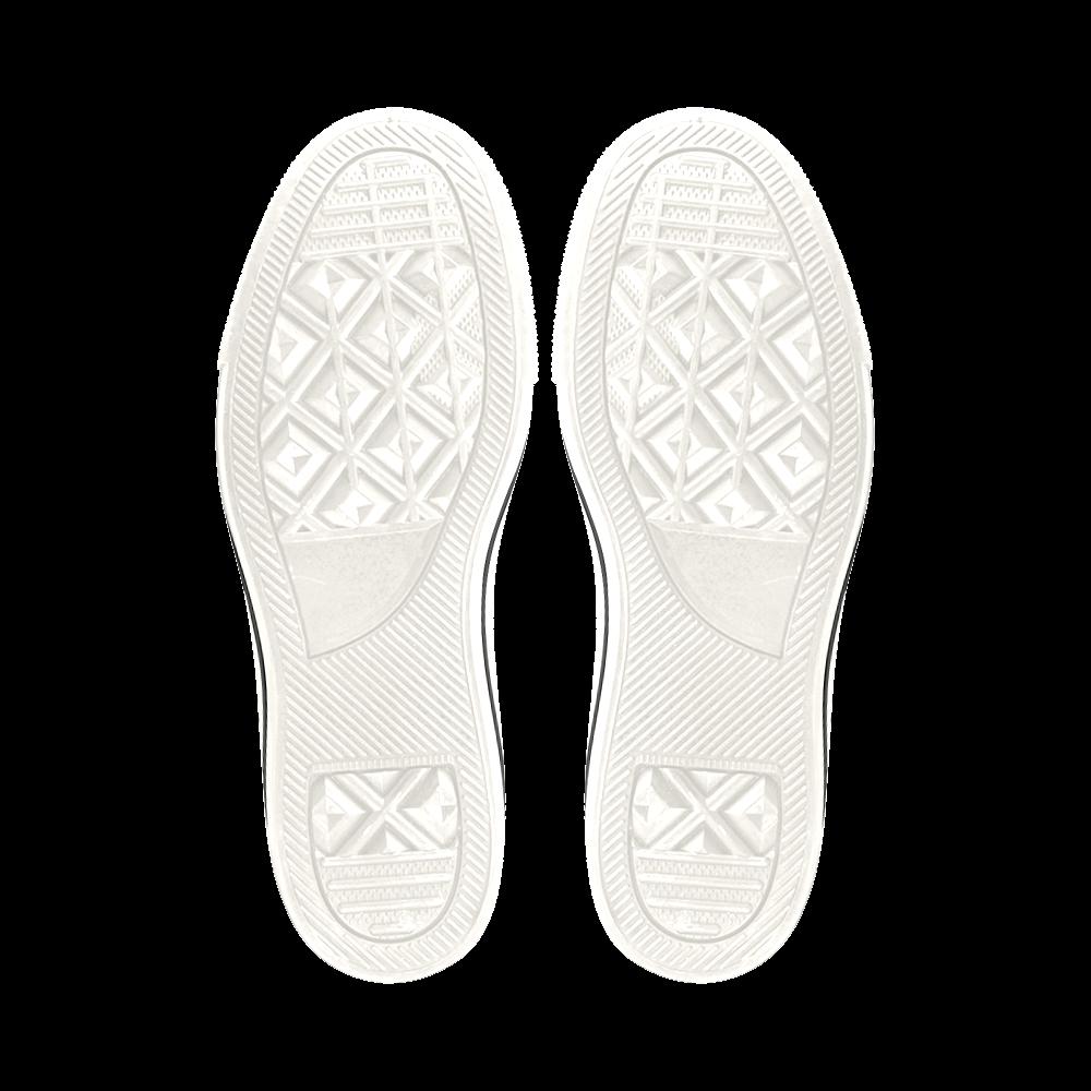 Green Fern Aquila Microfiber Leather Women's Shoes (Model 028)