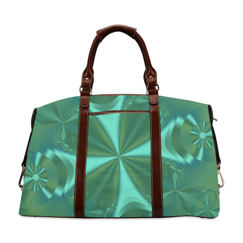 Clover Delight Classic Travel Bag (Model 1643)