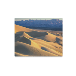 "Sand Dune Adventure Canvas Print 20""x16"""