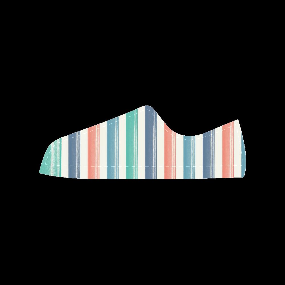 Summer Mood Aquila Microfiber Leather Women's Shoes (Model 028)