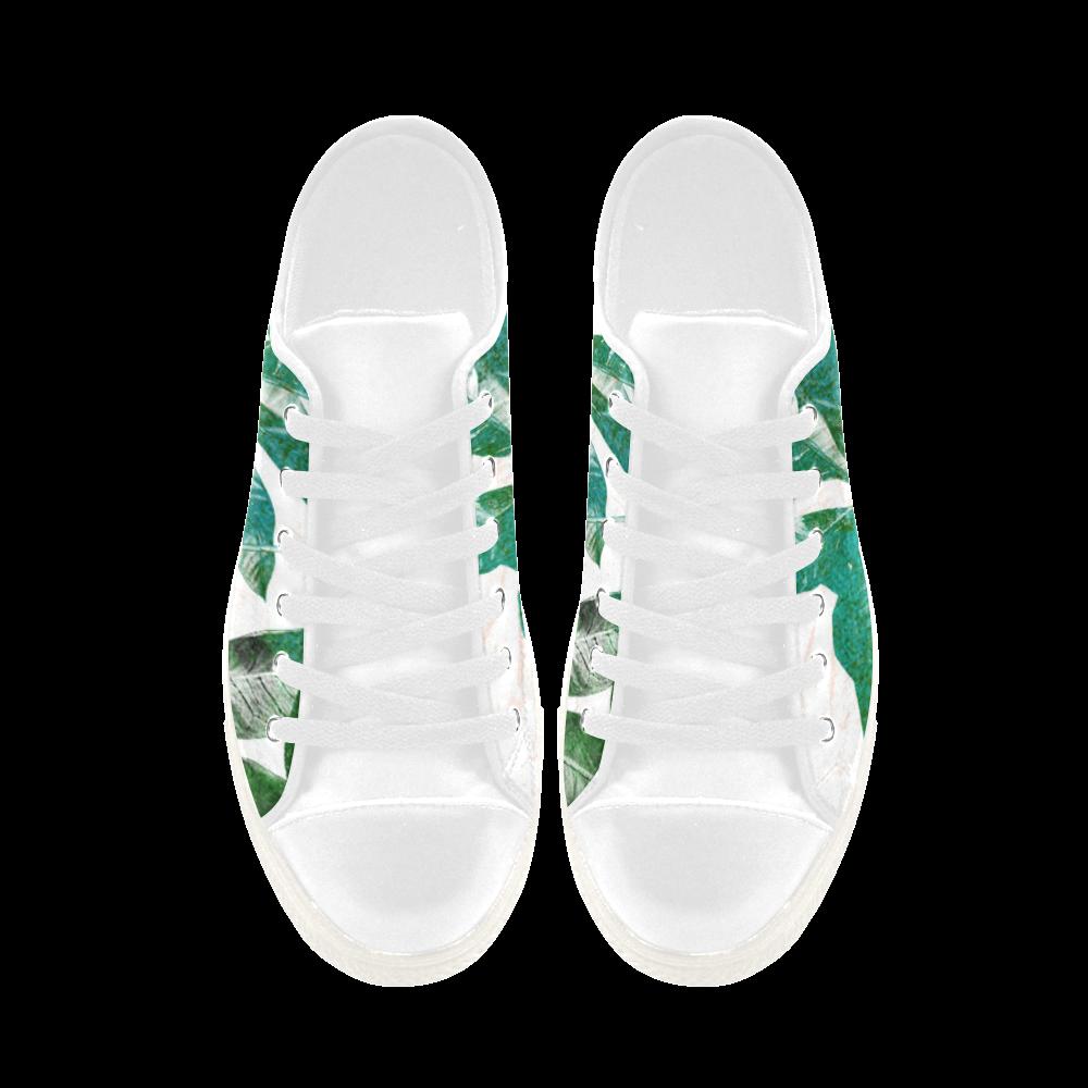 Pachira Aquila Microfiber Leather Women's Shoes (Model 028)